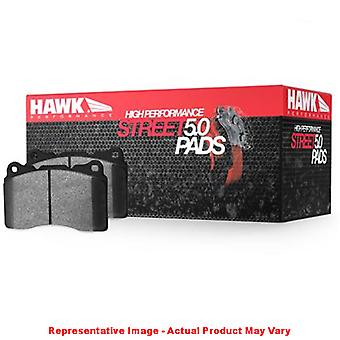 Hawk HPS 5.0 Brake Pads HB712B.680 Fits:FORD  2013 - 2014 FOCUS ST L4 2.0 T GAS