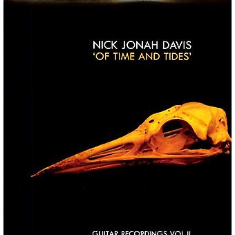 Nick Jonas Davis - tid & tidevand [Vinyl] USA import