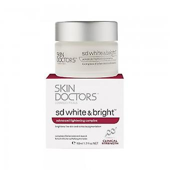 Skin Doctors SD White & Bright 50ml - Skin Brightening Complex