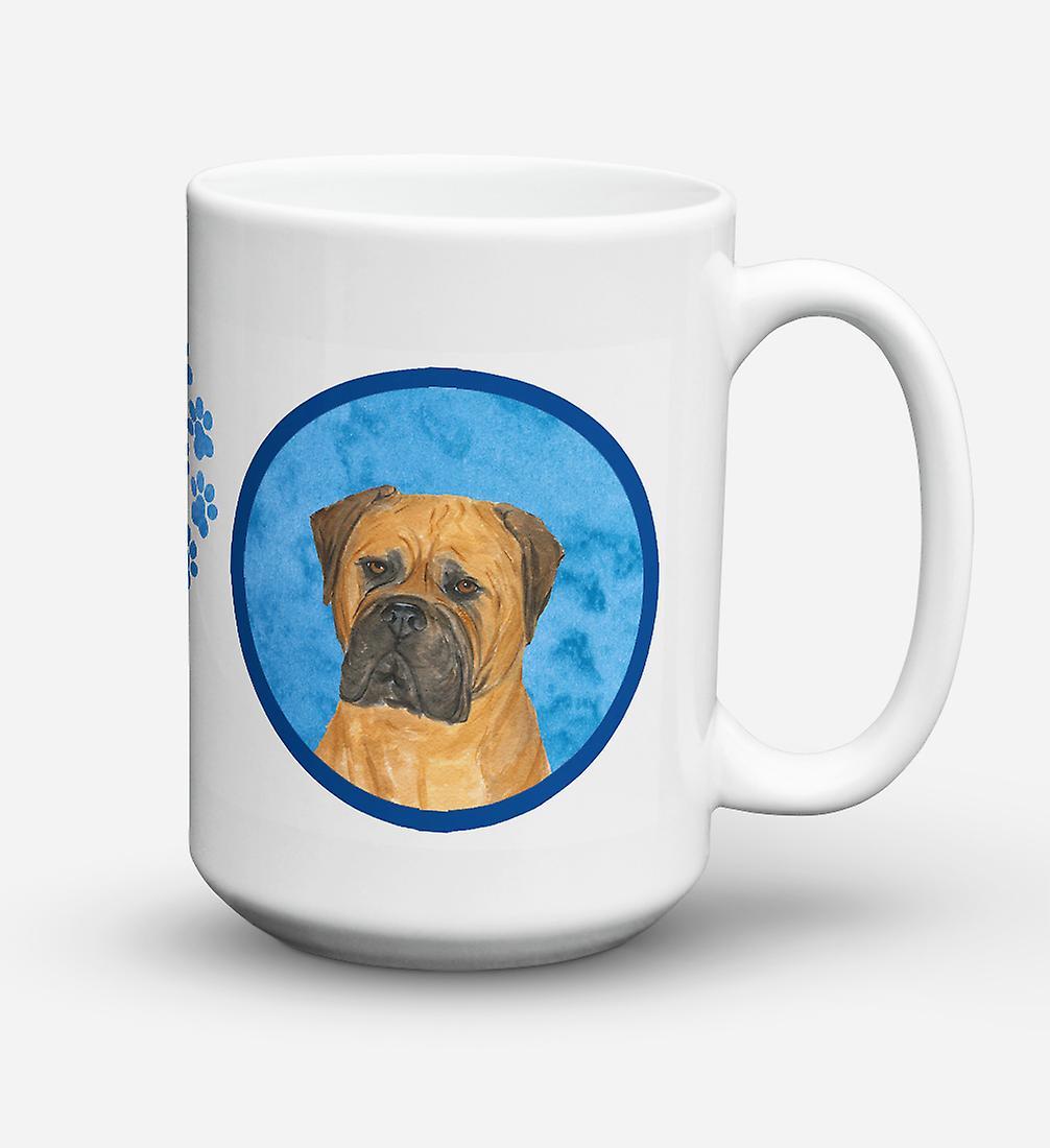 ondes Coffee Pour vaisselle Céramique Once 15 Bullmastiff De Ss4793 Sûre Lave Micro Mug kO8wPnN0X
