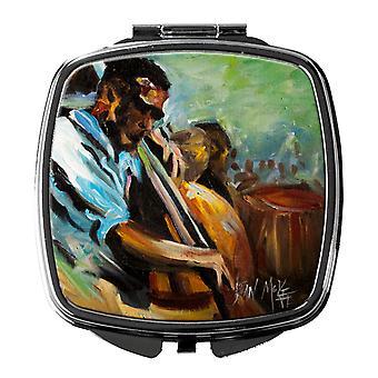 Carolines Treasures  JMK1278SCM Jazz Bass Compact Mirror