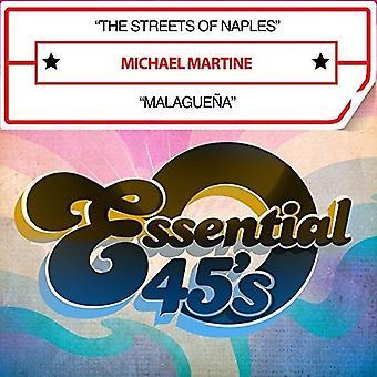 Michael Martine - gader i Napoli [CD] USA import