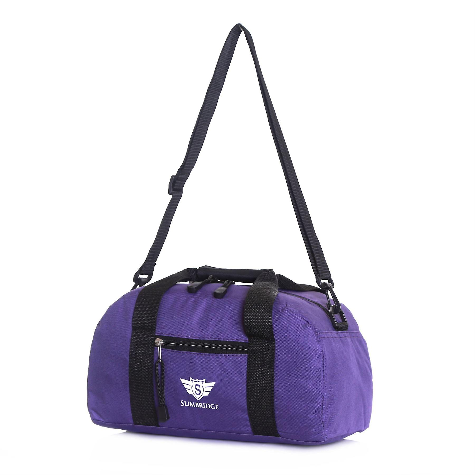 Slimbridge Elgin Small Ryanair Cabin Bag, Purple