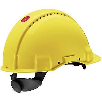 Hard hat incl. UV sensor Yellow 3M Peltor 3M 70000