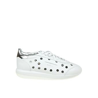 Ghoud women's G01WHMWS White leather of sneakers