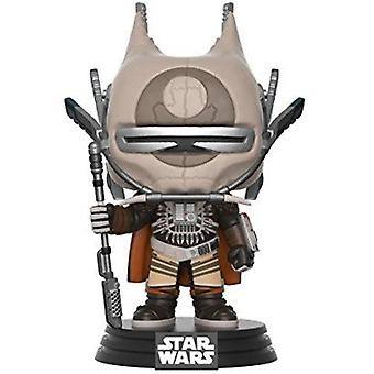 Funko Star Wars: Preben reden 247 Pop! Vinyl boble hoved
