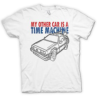Kids T-shirt - My Other Car Is A Time Machine - Funny