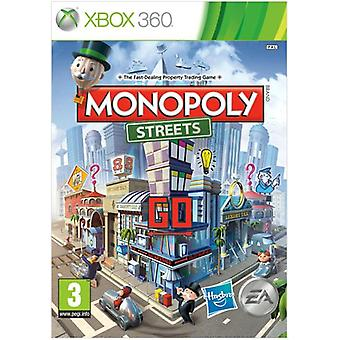 Monopolie straten (Xbox 360)