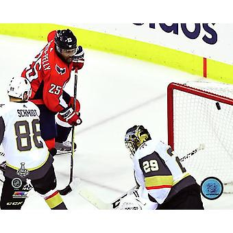 Devante Smith-Pelly Game 4 of the 2018 Stanley Cup Finals Photo Print