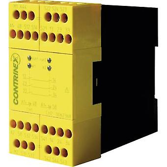 Contrinex 605 000 673 YRB-0330-242 Relay For Safety Barriers