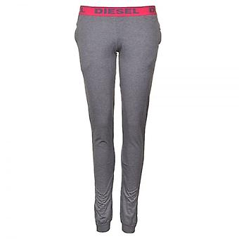 DIESEL Women BABYX PJ Lounge Pant, Grey, Large