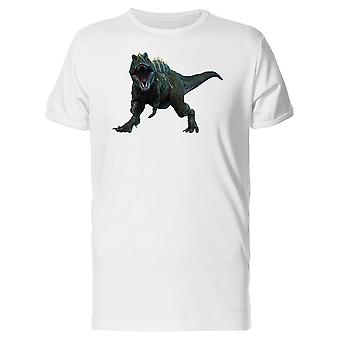 Drawing Of An Acrocanthosaurus Tee Men's -Image by Shutterstock