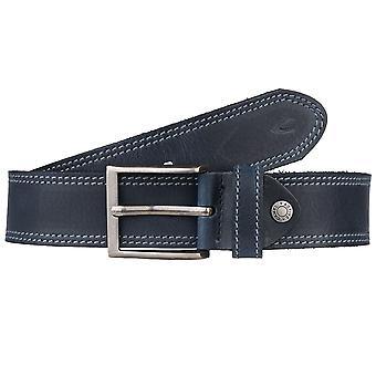 Camel active of wide men's leather belt 4 cm 103-50