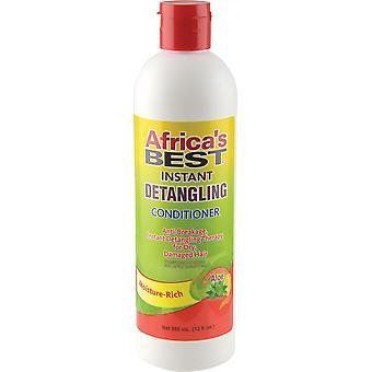 Africa's Best Instant Detangling Conditioner 12oz