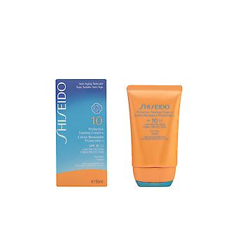 Shiseido Protective Tanning Cream Spf10 50ml Solar Unisex Sealed Boxed