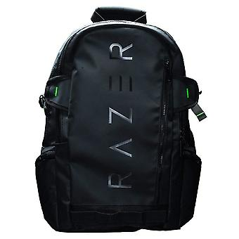 Razer Rogue Gaming Laptop Backpack (Water Resistant and TPU Lined Interior, Take Your Gaming on the Go, Fits up to 15 inch Laptops)