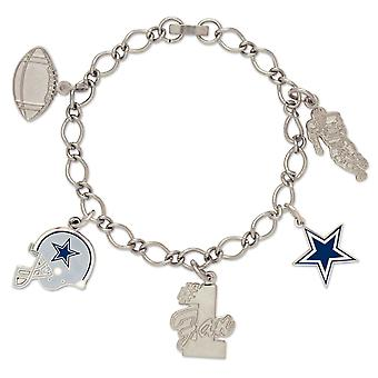 Wincraft ladies of charms bracelet - NFL Dallas Cowboys