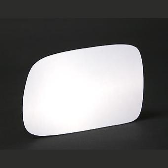 Left Stick-On Mirror Glass for Citroen XSARA 2001-2005