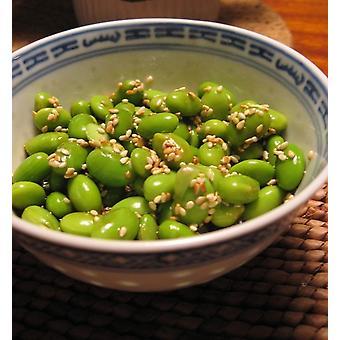 Grüns eingefroren Edamame Sojabohnen