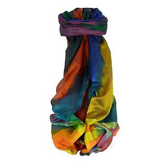 Varanasi Ekal Premium seda longo cachecol património alcance Tiwari 4 por Pashmina & seda