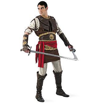 Traje Príncipe persa Varonil soldado persa combatiente persa traje de Señor
