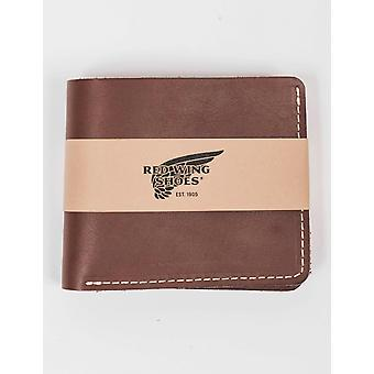 Red Wing 95034 Leather Bi-fold Wallet - Amber Frontier
