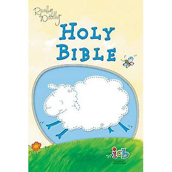 Really Woolly Holy Bible - Children's Edition - Blue by DaySpring Cent