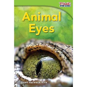 Animal Eyes by Dona Herweck Rice - 9781433335785 Book