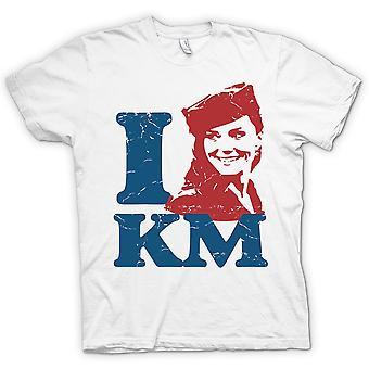 Ich liebe KM - Kate Middleton T Shirt