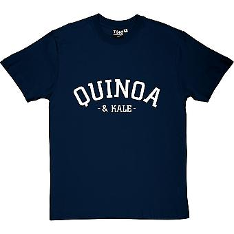 Quinoa and Kale Men's T-Shirt