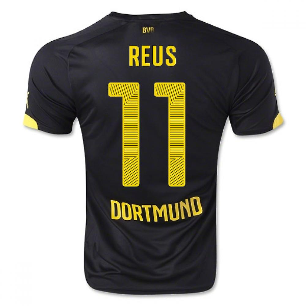 2014-15 Borussia Dortmund Away Shirt (Reus 11) - Kids