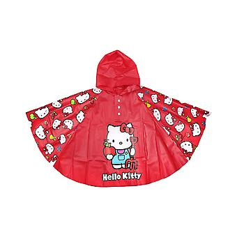 Hello Kitty hage senter Kid's CagouleRed