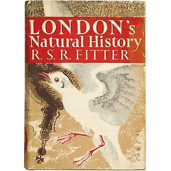 História Natural de Londres (Collins nova biblioteca naturalista) [fax]