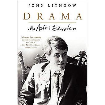 Drama: En skådespelares utbildning