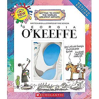 Georgia O'Keefe (Revised Edition) (Kennenlernen der weltweit größten Künstler)