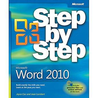 Microsoft Word 2010 Step by Step (Step by Step