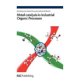 Métal-catalyse dans les procédés industriels organiques (Spr - chimiste organophosphoré)