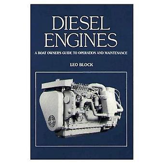 Dieselmoottorit: Veneen omistajan opas käyttö ja kunnossapito