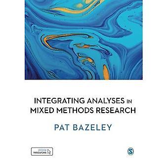 Integración de análisis en la investigación de métodos mixtos