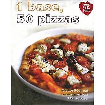 1=50!: 1 Base 50 Pizzas - Love Food