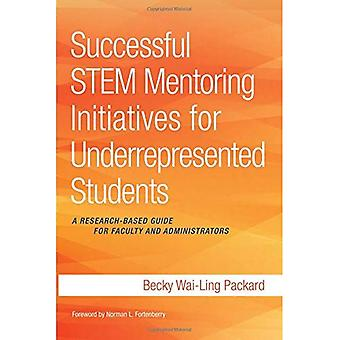 Successful STEM Mentoring Initiatives for Underrepresented College Students: A Research-Based Guide for Faculty...