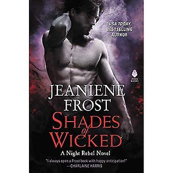 Nuances de méchants: un roman de rebelle de nuit