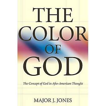 Färgen på Gud av Jones & Major J.