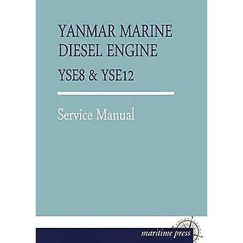 Yanmar Marine Diesel Engine Yse8 by Yanmar