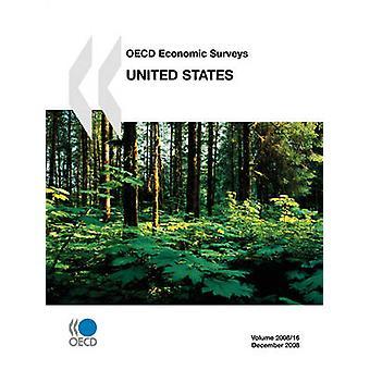 OECD økonomisk undersøkelser USA 2008 av OECD publisering