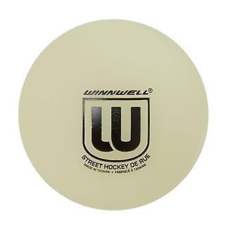 Winnwell Glow i Dark hockey ball-medium