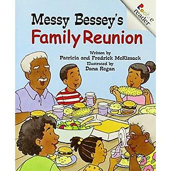 Messy Bessey's Family Reunion Book