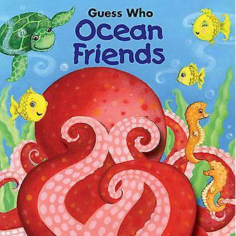 Guess Who Ocean Friends by Jodie Shepherd - Laura Ovresat - 978079441
