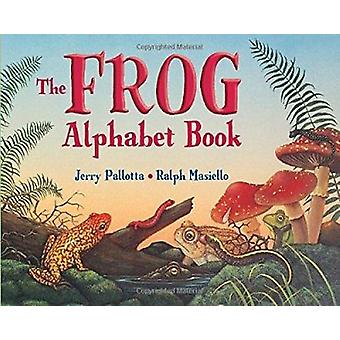 Frog Alphabet Book Book
