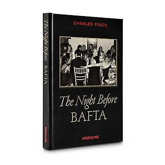 The Night Before Bafta by Lucy Yeomans - Taylor Viens - John Malkovic